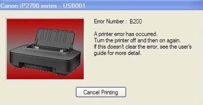 canon ошибка b200 canon