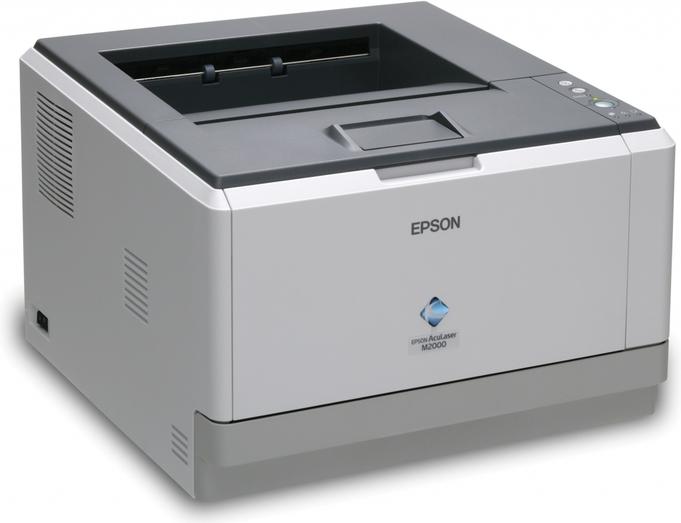 Разблокирование принтера Epson AcuLaser M2000D
