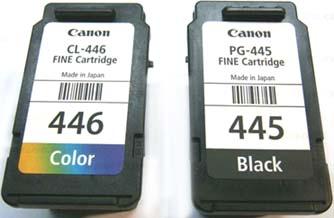 Как заправить картридж canon pixma mg2440