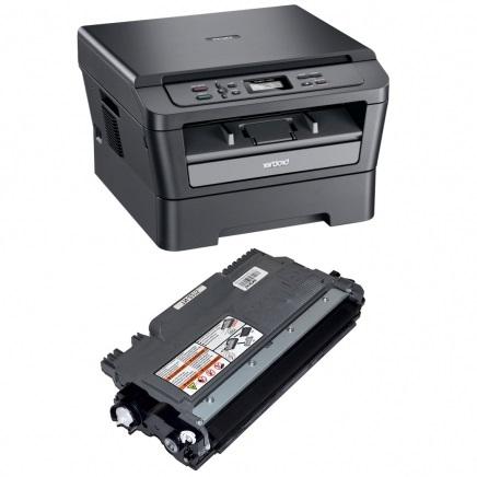 заправить картридж для принтера brother